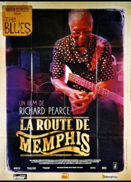 BLUES (THE) / ROAD TO MEMPHIS (THE) movie poster