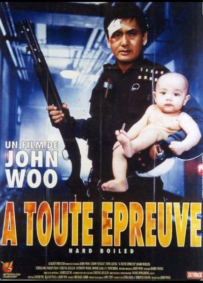 affiche du film A TOUTE EPREUVE