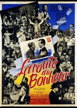 ROUTE DU BONHEUR (LA) movie poster