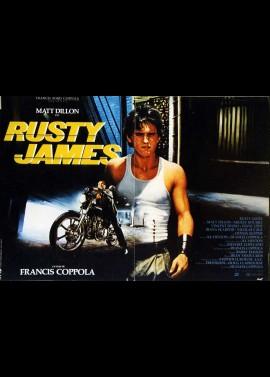 affiche du film RUSTY JAMES