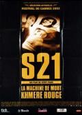 S 21 LA MACHINE DE MORT KHMERE ROUGE