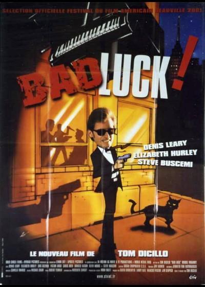 affiche du film BAD LUCK