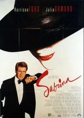 affiche du film SABRINA