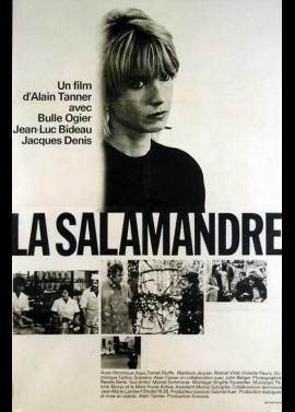 affiche du film SALAMANDRE (LA)