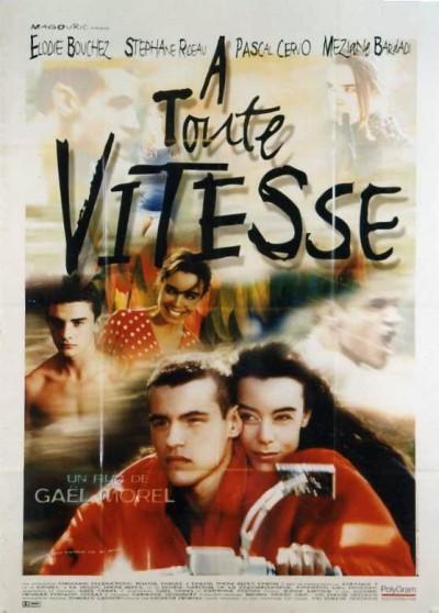 affiche du film A TOUTE VITESSE