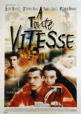 A TOUTE VITESSE movie poster