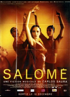 affiche du film SALOME