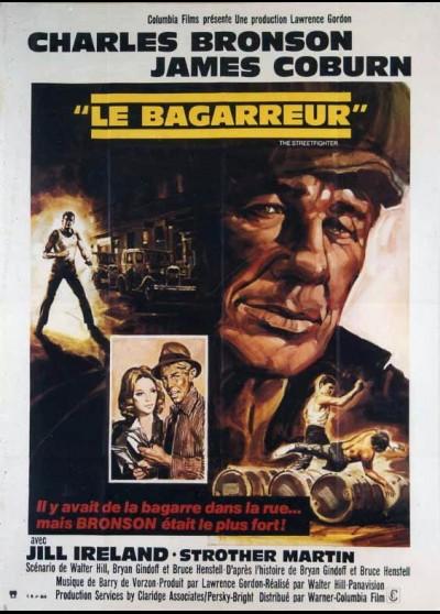 affiche du film BAGARREUR (LE)