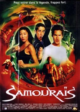 affiche du film SAMOURAIS
