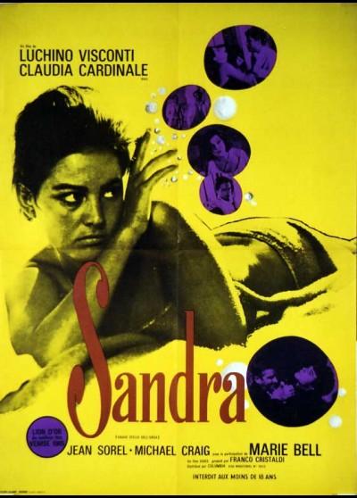 affiche du film SANDRA