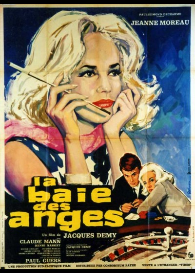 BAIE DES ANGES (LA) movie poster