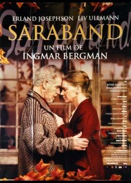 SARABAND movie poster