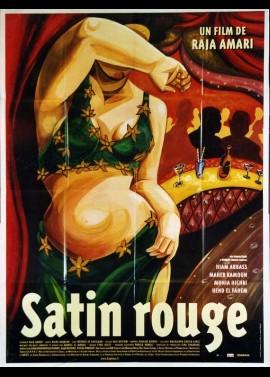 affiche du film SATIN ROUGE