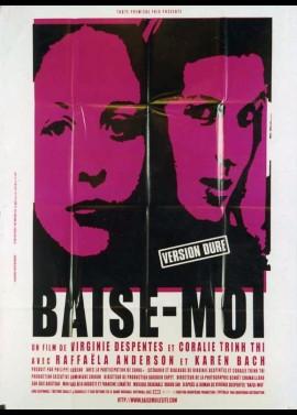 affiche du film BAISE MOI