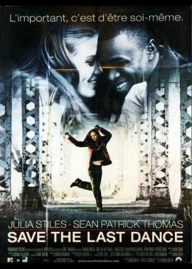 affiche du film SAVE THE LAST DANCE