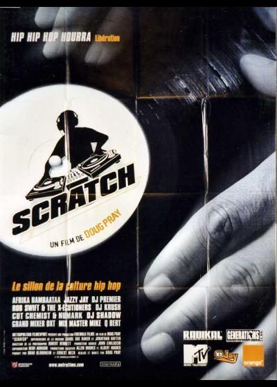 affiche du film SCRATCH