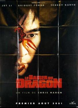 affiche du film BAISER MORTEL DU DRAGON (LE)