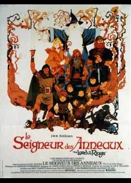 affiche du film SEIGNEUR DES ANNEAUX (LE)