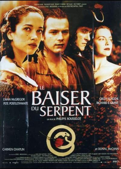 affiche du film BAISER DU SERPENT (LE)