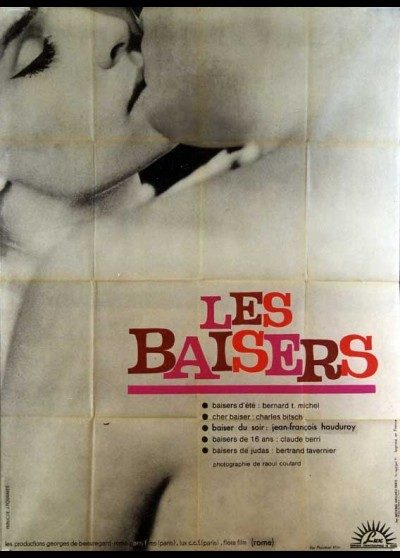 BAISERS (LES) movie poster