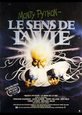 affiche du film SENS DE LA VIE (LA)