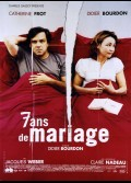 SEPT ANS DE MARIAGE