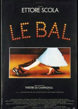 affiche du film BAL (LE)