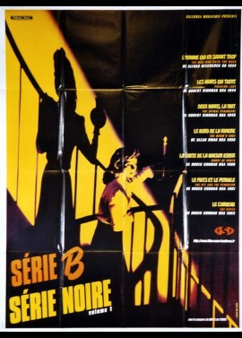 SERIE B SERIE NOIRE RETROSPECTIVE movie poster