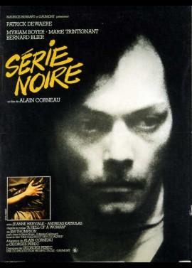affiche du film SERIE NOIRE