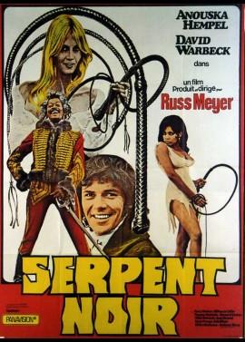 affiche du film SERPENT NOIR