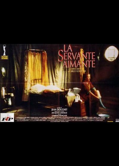 affiche du film SERVANTE AIMANTE (LA)