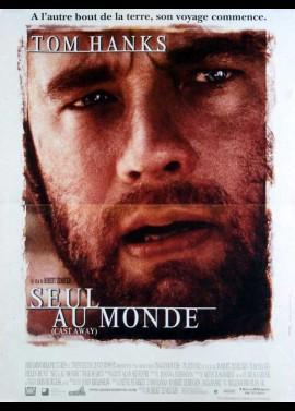 affiche du film SEUL AU MONDE