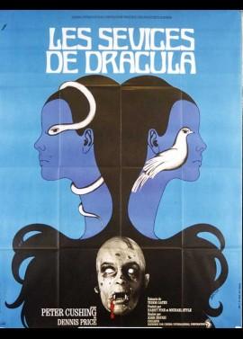 affiche du film SEVICES DE DRACULA (LES)