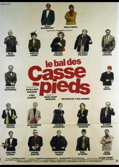 BAL DES CASSE PIEDS (LE) movie poster