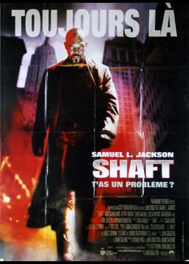 affiche du film SHAFT