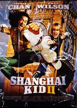 affiche du film SHANGHAI KID 2