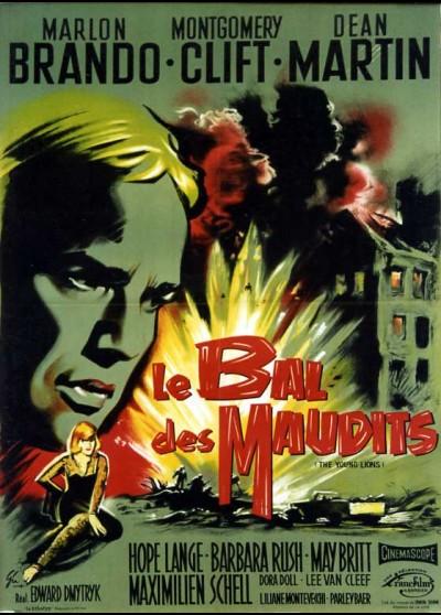 affiche du film BAL DES MAUDITS (LE)