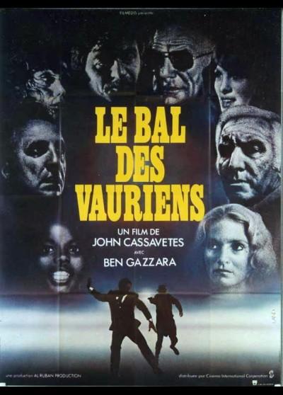 affiche du film BAL DES VAURIENS (LE)