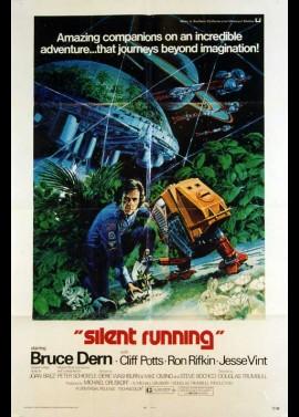 affiche du film SILENT RUNNING