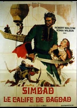 SIMBAD E IL CALIFFO DI BAGDAD movie poster