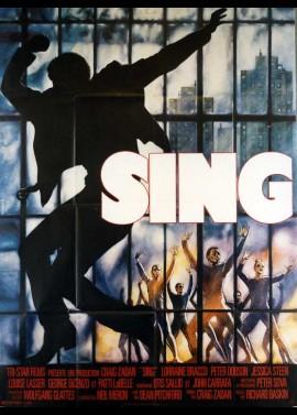 affiche du film SING