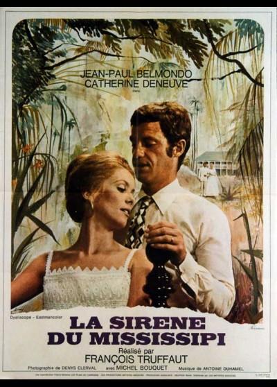 affiche du film SIRENE DU MISSISSIPI (LA)