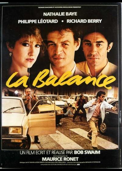 affiche du film BALANCE (LA)