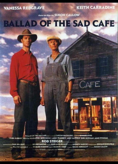 BALLAD OF THE SAD CAFE movie poster