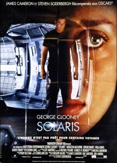 affiche du film SOLARIS