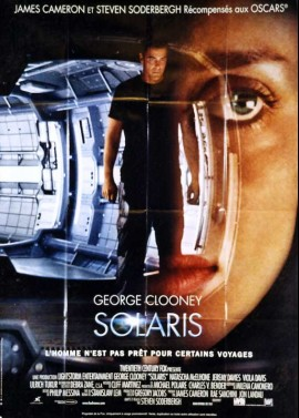 SOLARIS movie poster