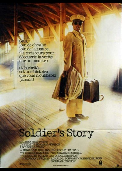 A SOLDIER'S STORY movie poster