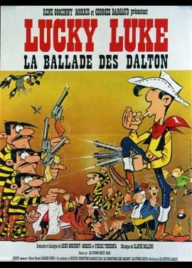 affiche du film BALLADE DES DALTON (LA)