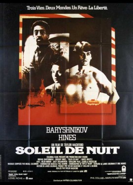 affiche du film SOLEIL DE NUIT