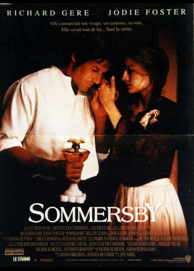 SOMMERSBY movie poster